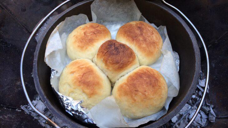 クルミ入りパンに挑戦してみたよ