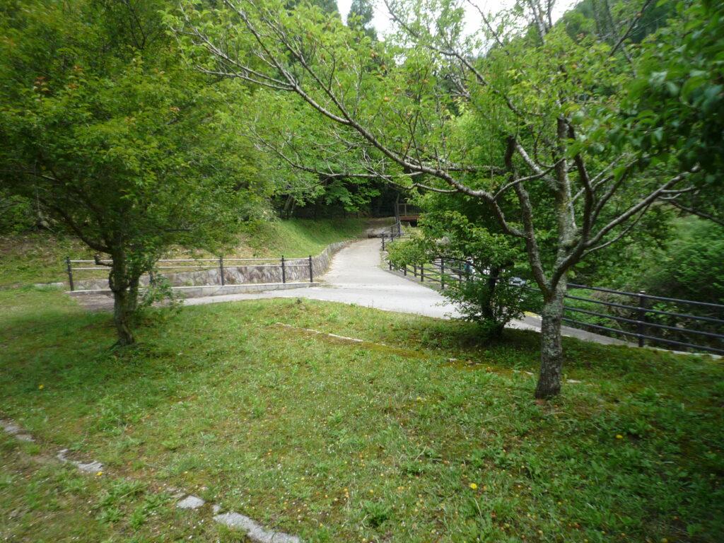 木戸公園最初の広場