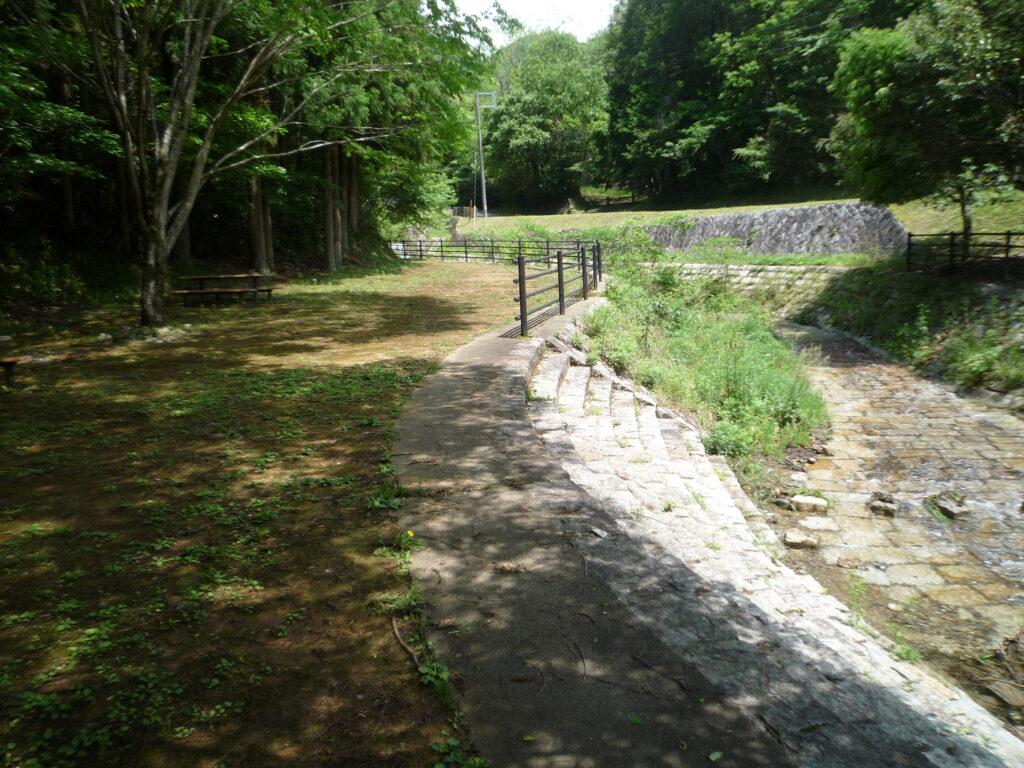 木戸公園は親水公園