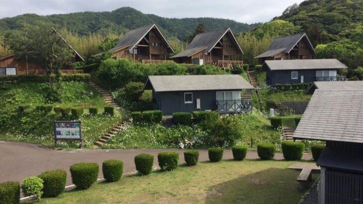 須佐エコロジーキャンプ場