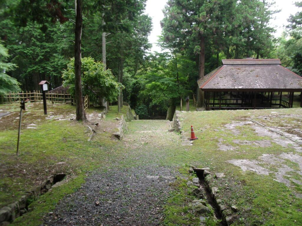 六軒茶屋跡