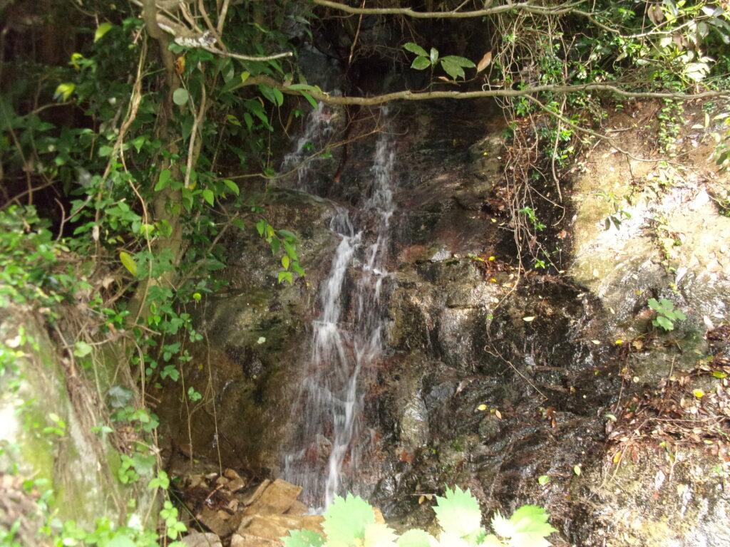 文珠の滝(千載の滝)