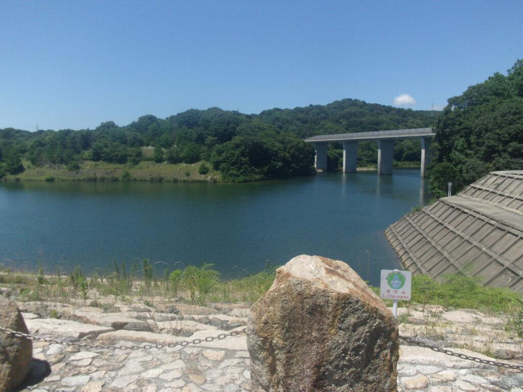 真締川ダム(未来湖)