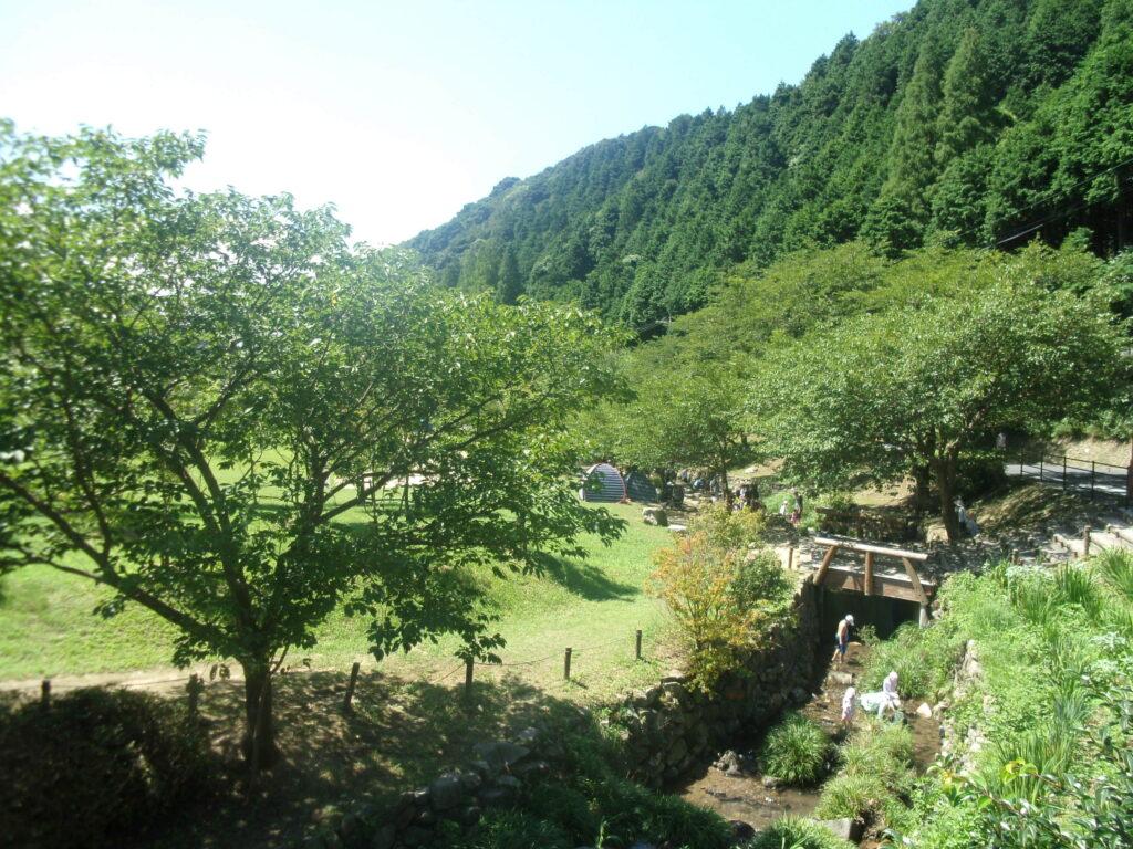 深坂自然の森