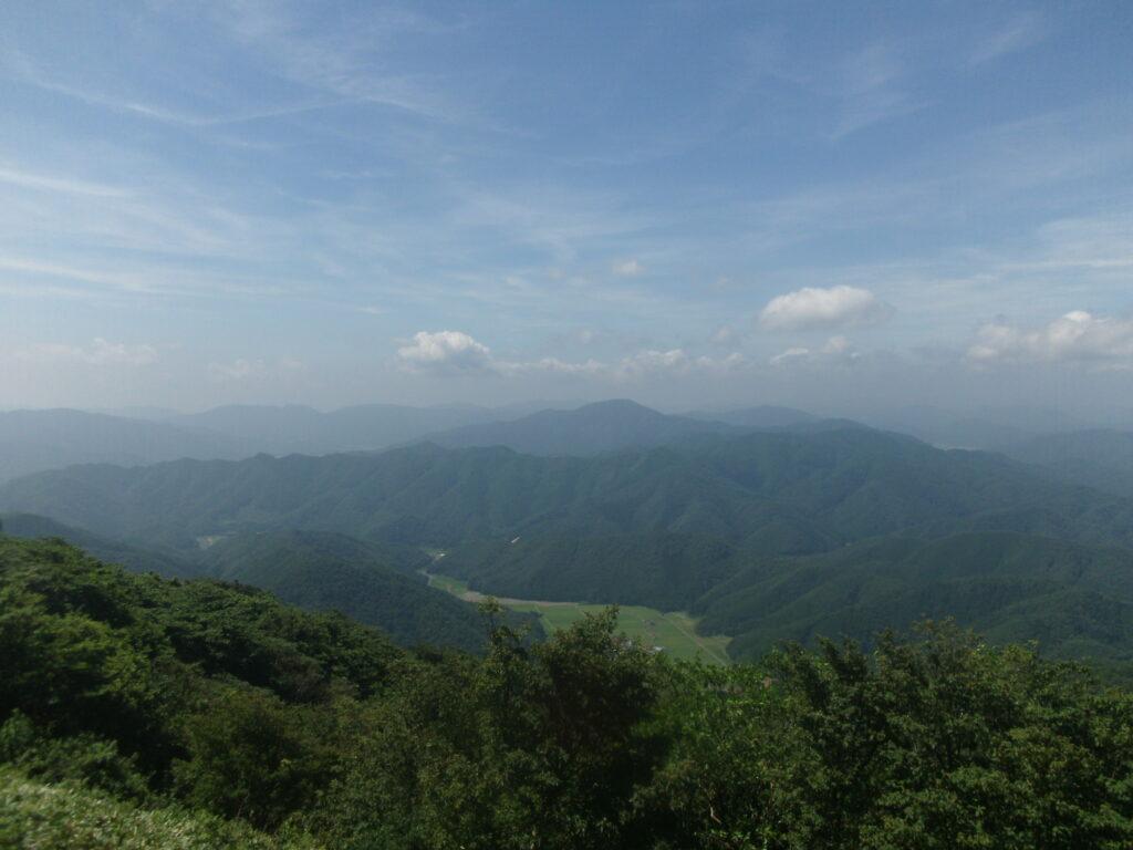 十種ヶ峰 熊野神社ルート