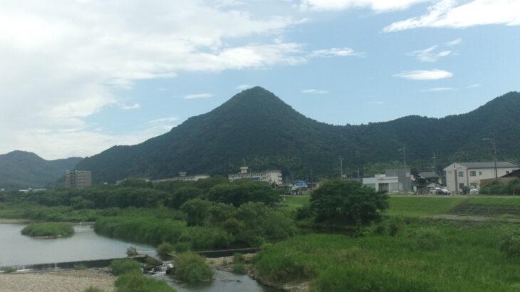 山口市の姫山