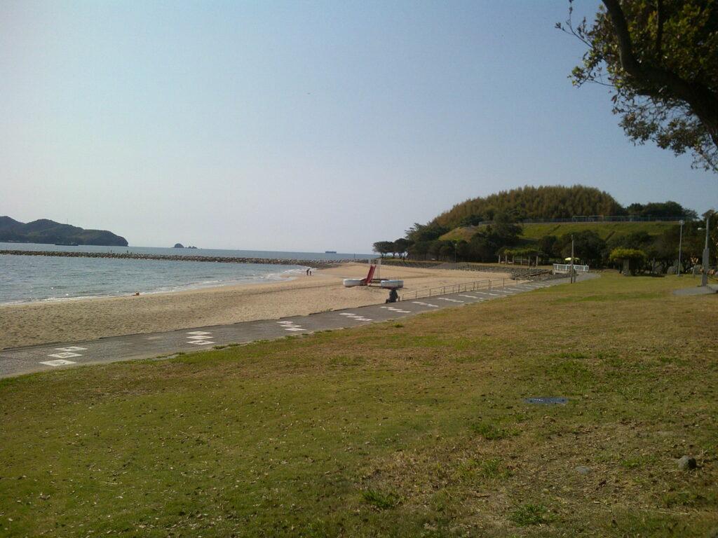 長田海浜公園