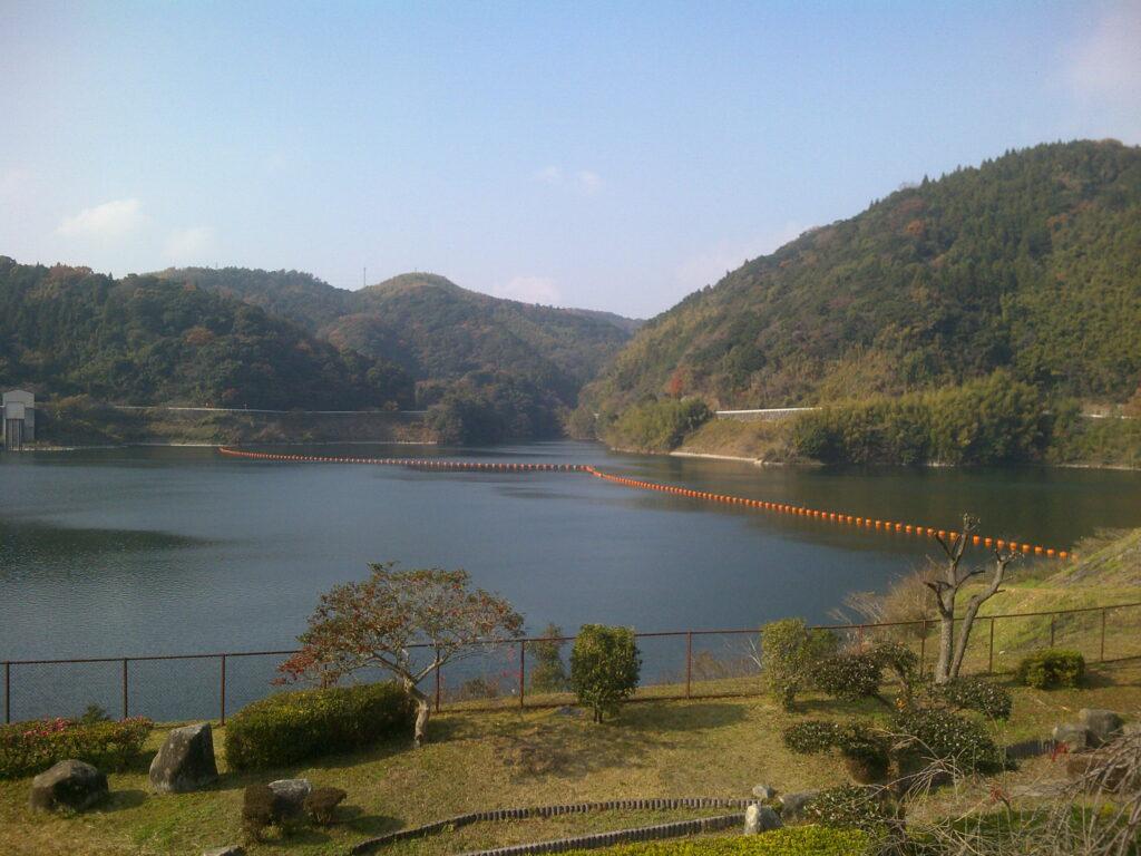 米泉湖(末武川ダム)