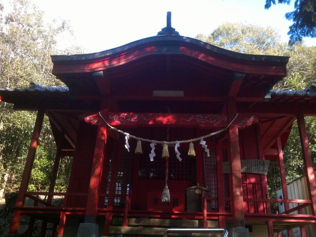 古尾稲荷神社