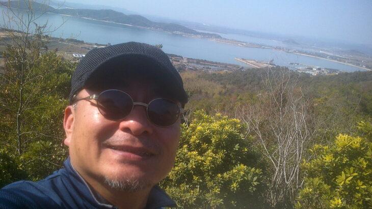 秋穂の串山遊歩道(善城寺山・行者嶽)を行く