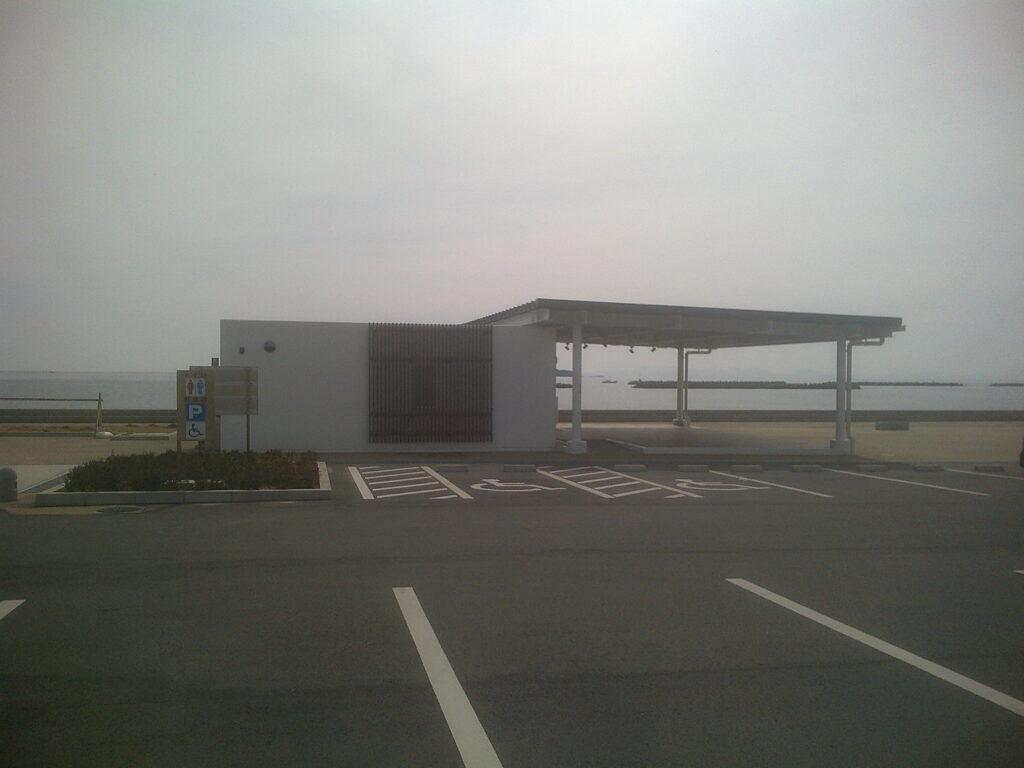 美濃が浜海浜広場