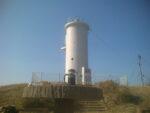 草山埼灯台でフレンチプレスコーヒーwww