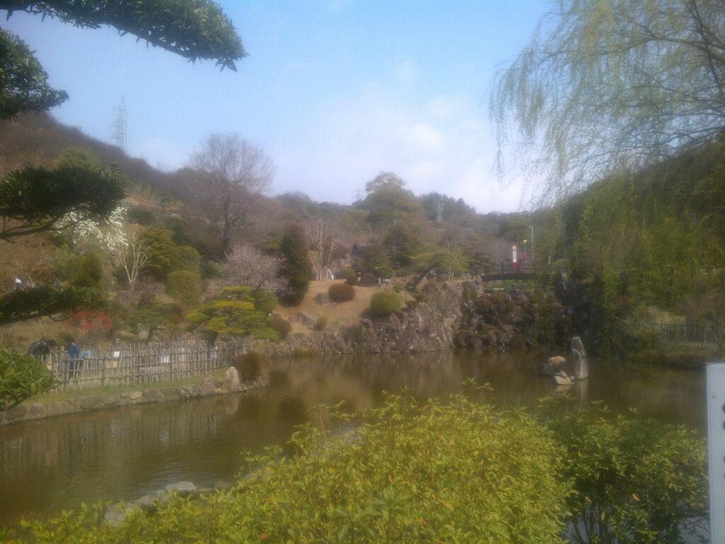 冠山総合公園 日本庭園