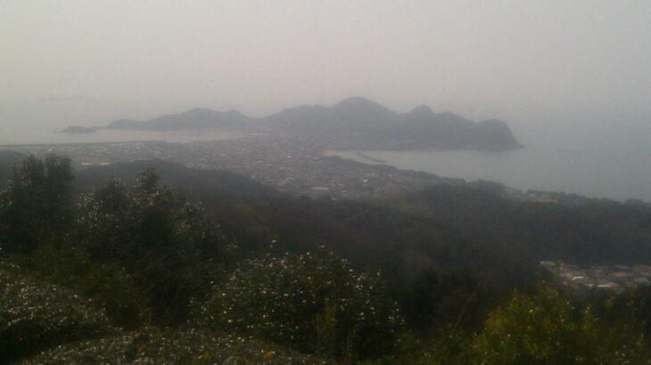 【山口県百名山】光市の千坊山