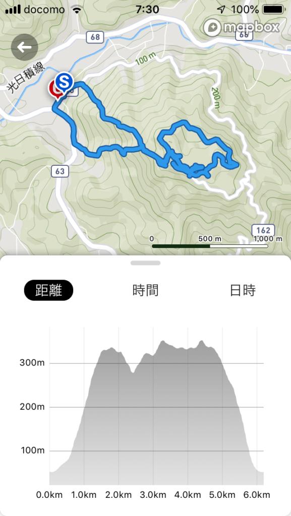 石城山と石城山県立自然公園