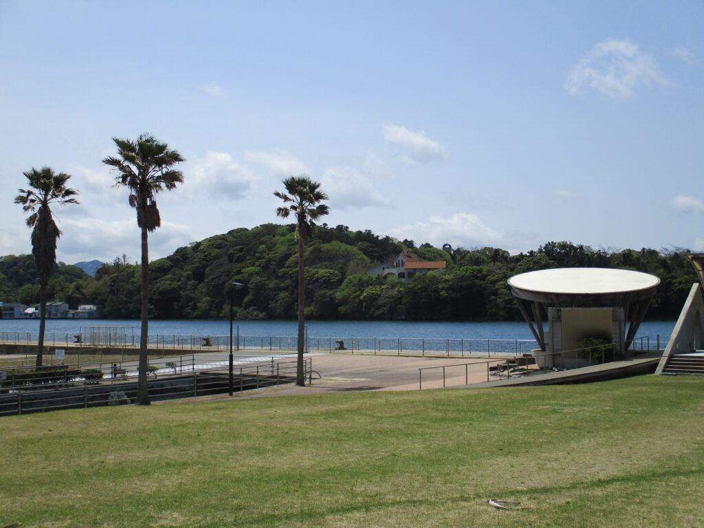 旧萩女子短期大学キャンパス