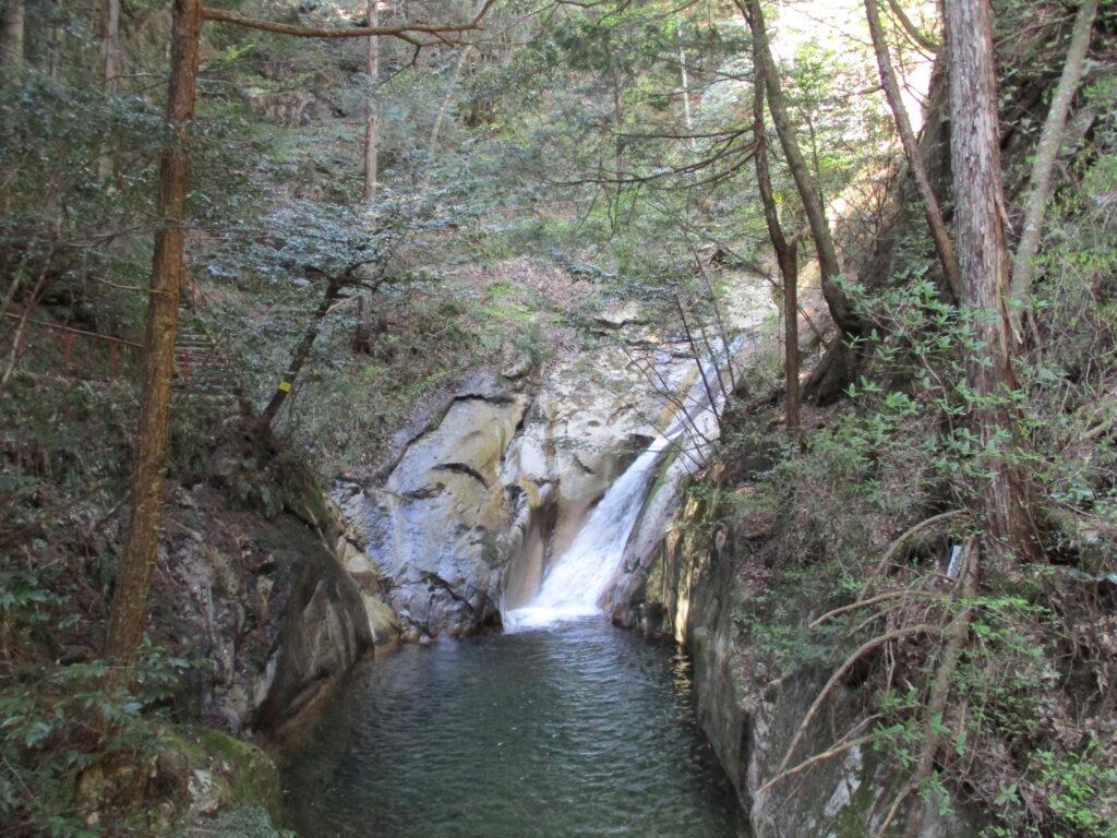 登龍の滝(多分)