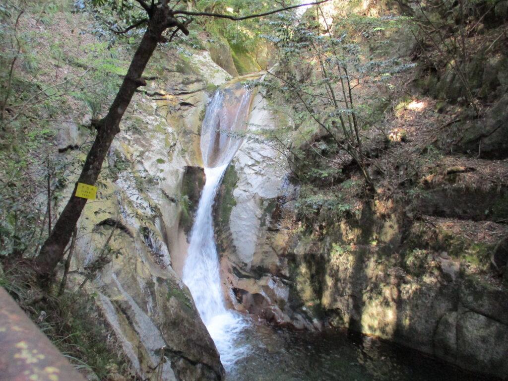 白龍の滝(多分)