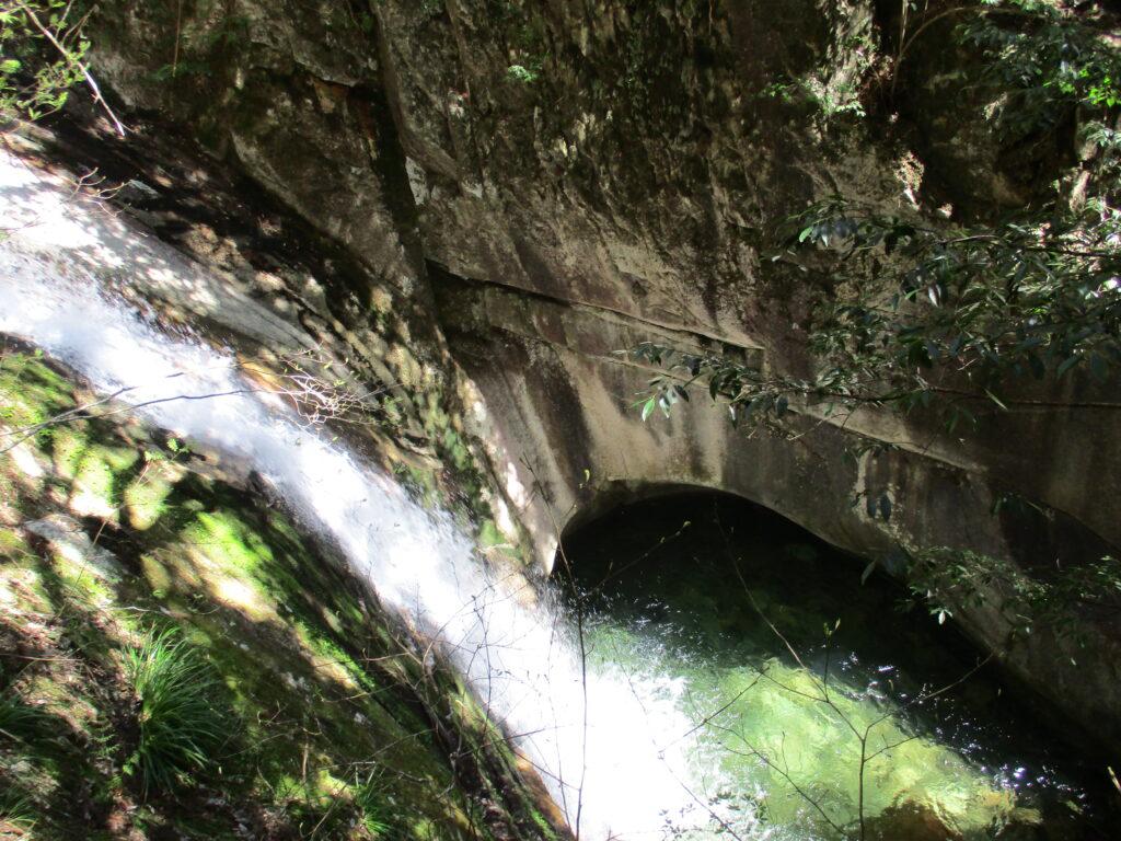 竜門の滝(?)