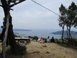 亀尾山から勘十郎岳をリハビリハイキング