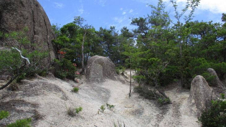 大梅山(276m)・竜ヶ岳(365m)・大黒山(323m)コースーその3