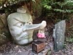 岩国の二井寺山に天狗様を見に行こう