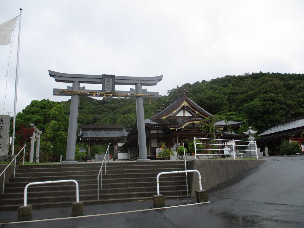 山陽小野田市 熊野神社