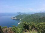【山口県百名山】青海島の高山からの景色が素晴らしかった話