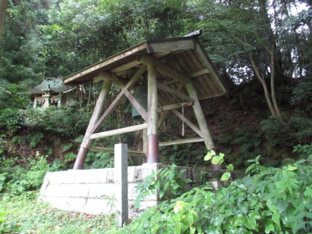 松岳山正法寺梵鐘