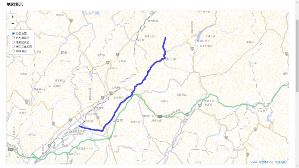 地図で見る仁保川