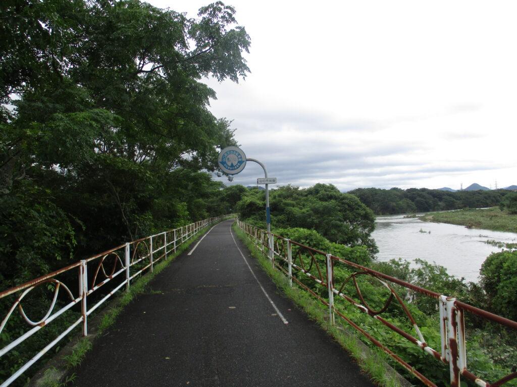 山口秋吉台公園自転車道線