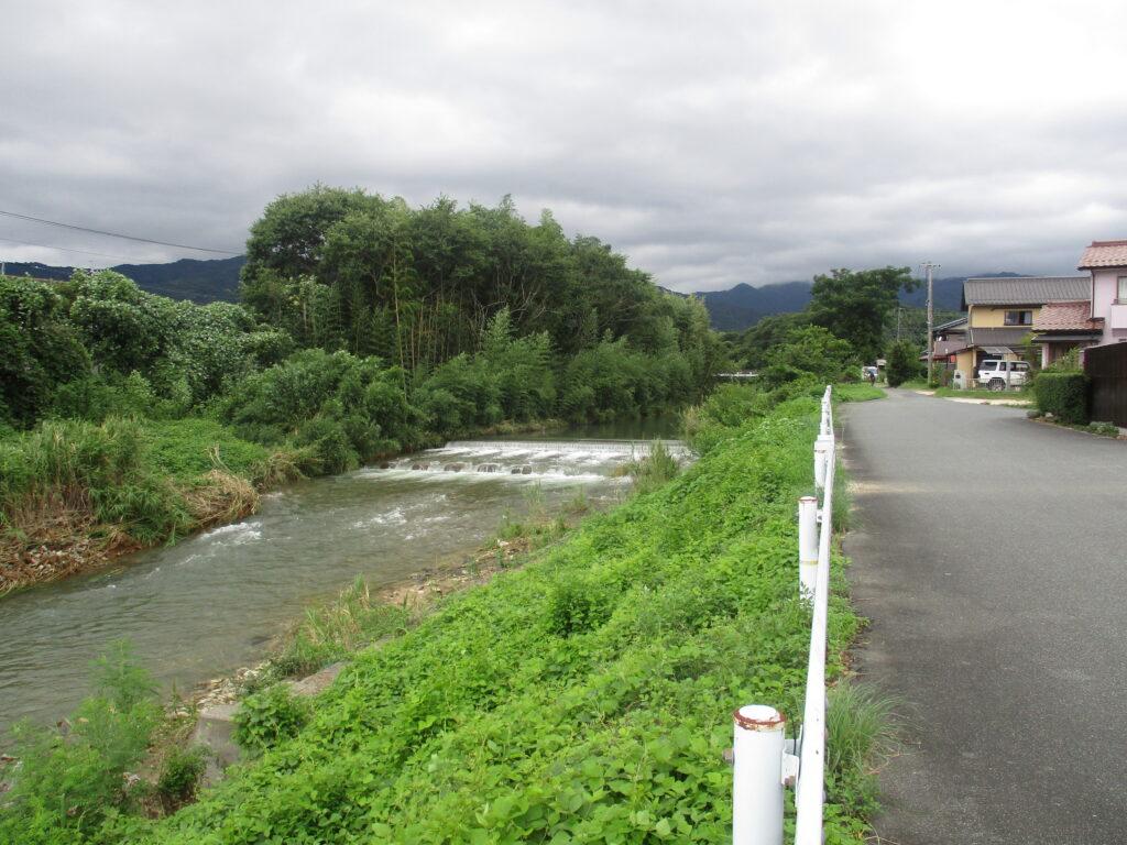 吉敷の住宅街