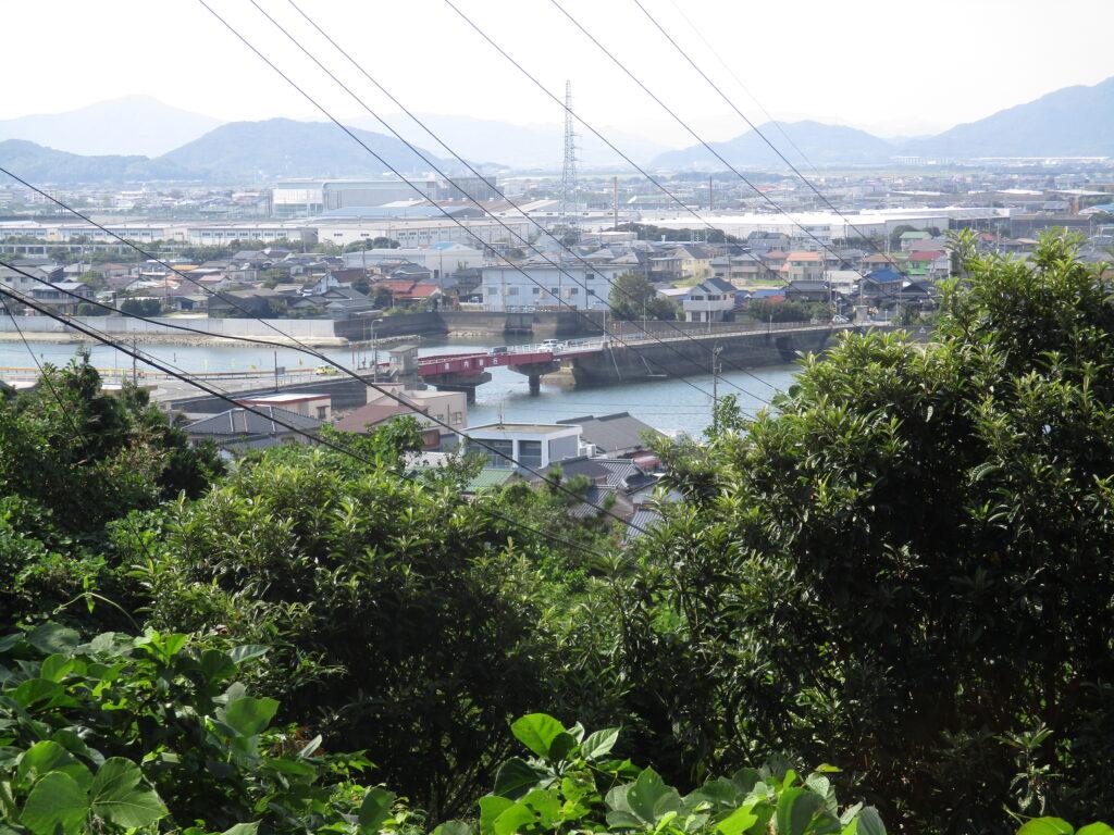 向島の可動橋、錦橋